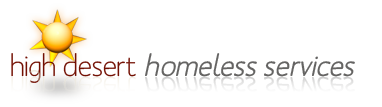 High Desert Homeless Services